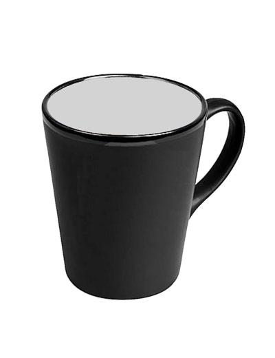 Taza negra para caf sabarex cafe - Taza termica para cafe ...